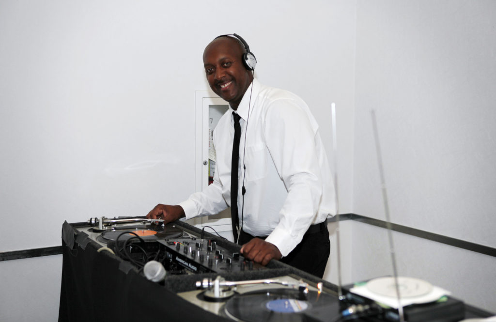 DJ Ken Brown